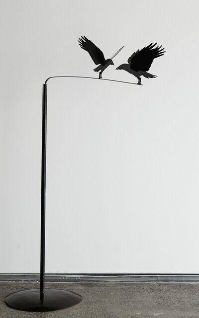 Konstantin Dimopoulos, 'Black Birds', 2015