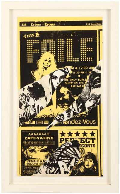 FAILE, 'Faile Mary Yellow Pages 2', 2007