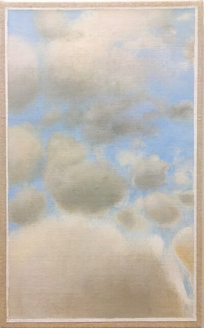 Jacqueline Gourevitch, 'Cloud Painting #181', 1996