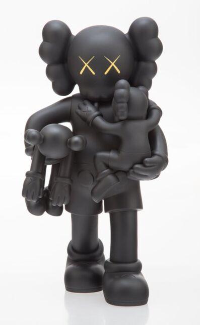 KAWS, 'Clean Slate (Black)', 2018