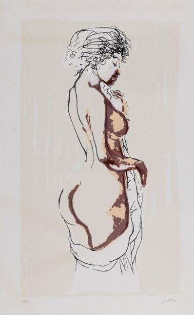 Renato Guttuso, 'Woman'