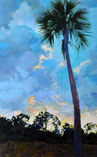 Elizabeth Bradford, 'Cumberland Island Palm', 2017