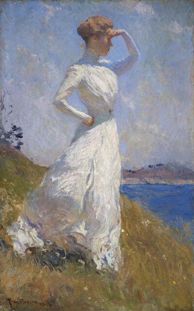 Frank Weston Benson, 'Sunlight', 1909