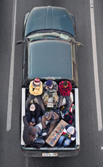 Alejandro Cartagena, 'Carpoolers #12', 2012
