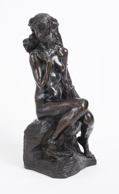 Camille Claudel, 'Young Girl with a Sheaf', ca. 1890
