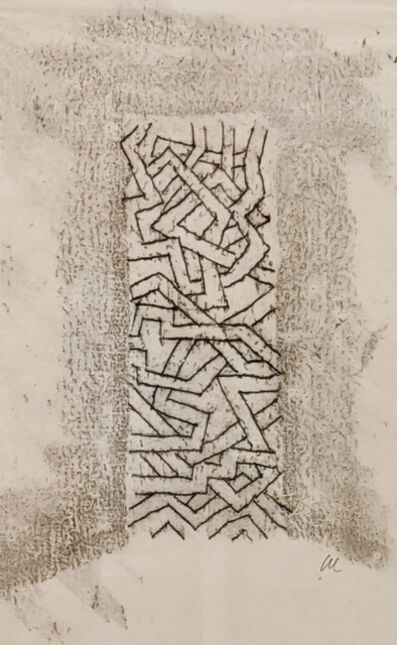 Geoffrey Clarke, 'Study for Column', 1993