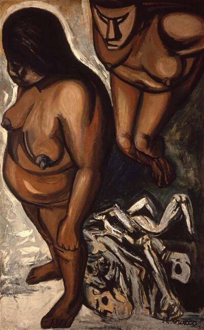 José Clemente Orozco, 'Indias (Los Teules)', 1947