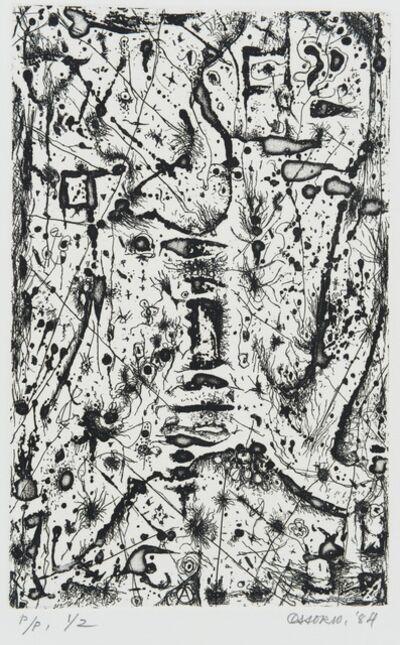 Alfonso Ossorio, 'Untitled', 1984