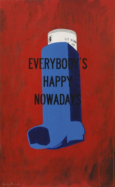 Stanley Donwood, 'Happy', 2008
