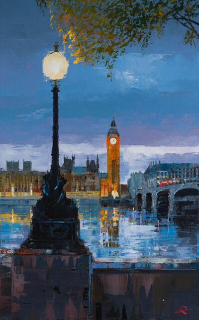 Paul Kenton, 'Westminster Light', 2020