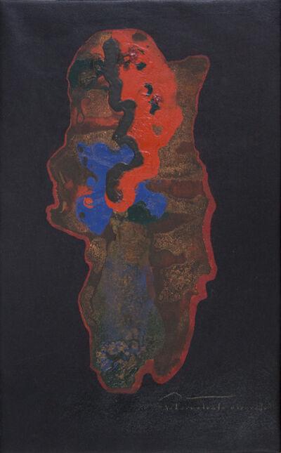Héctor Burke, 'Autorretrato Escorado ', 2005