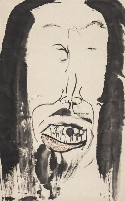 Li Jin 李津, 'Long-haired Man 2 长发男子2', 1993
