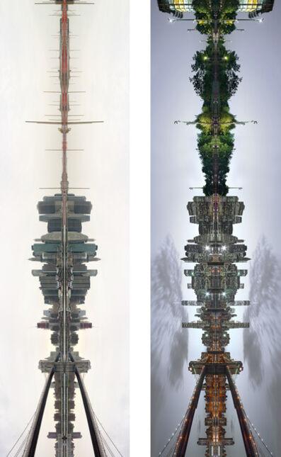 Shai Kremer, 'Vertical 1+2', 2004-2014