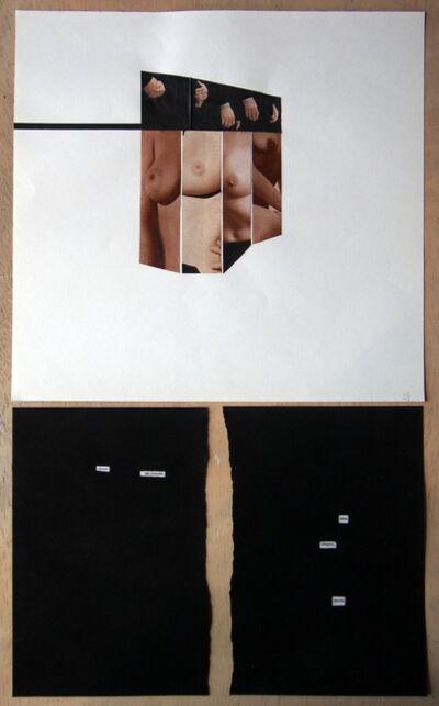 Claudia Huidobro, 'Rêvez de meute des chiens seuls', 2017