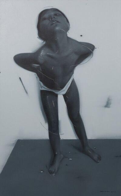 Guo Wei, 'Mosquito girl', 2000