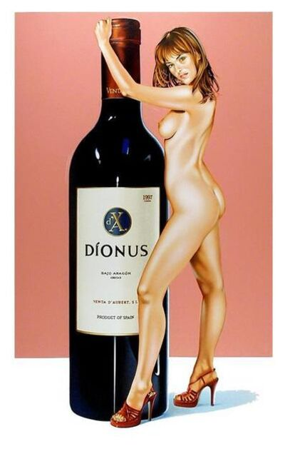 Mel Ramos, 'Dionus', 2012