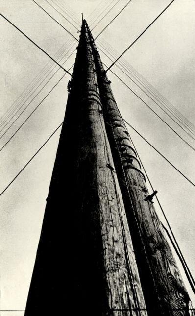 Alexander Rodchenko, 'Radio Station Tower', 1929