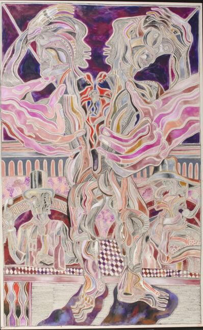 Zio Ziegler, 'Babel', 2016