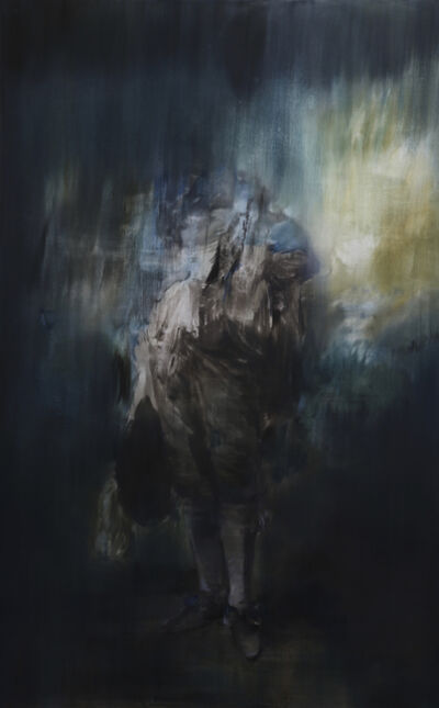 Jake Wood-Evans, 'The Blue Boy, after Gainsborough II', 2019