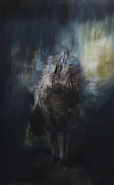 Jake Wood-Evans, 'The Blue Boy, after Gainsborough II', 2019