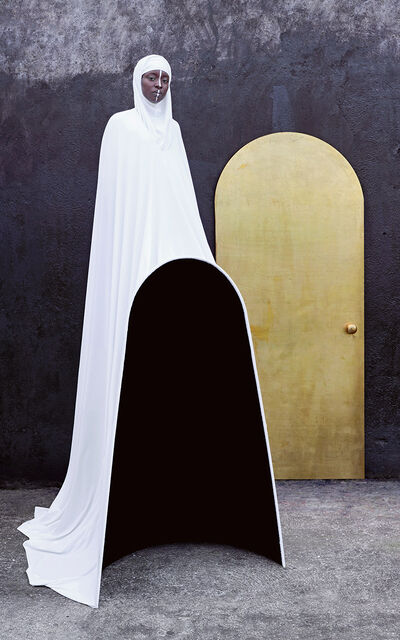Maïmouna Guerresi, 'The Golden Door', 2011