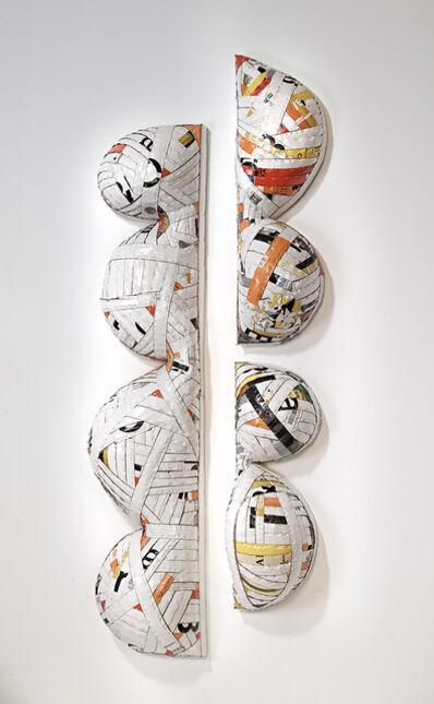 Ann Weber, 'After Ellsworth (Orange)', 2014