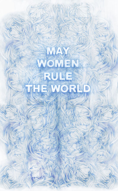 Amanda Manitach, 'May Women Rule The World', 2021