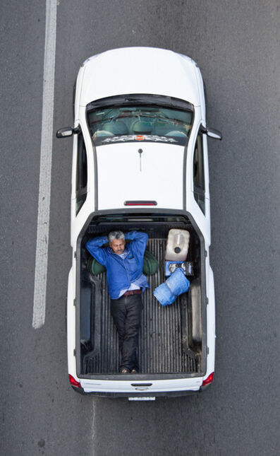 Alejandro Cartagena, 'Carpoolers #9', 2011