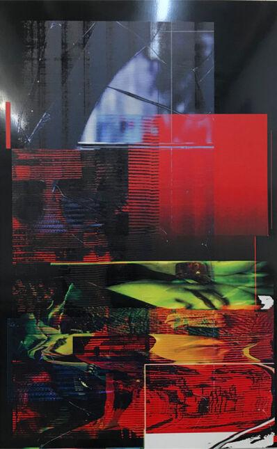Chris Dorland, 'Untitled (perception wrap)', 2019