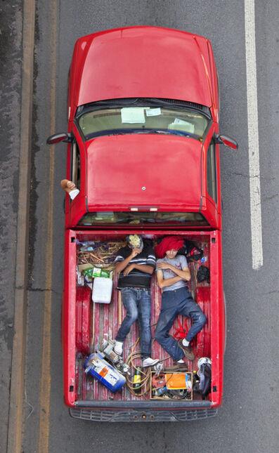 Alejandro Cartagena, 'Carpoolers #32', 2012