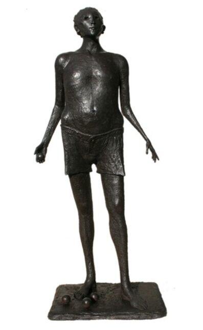 Cornelis Zitman, 'Margariteño', 1995