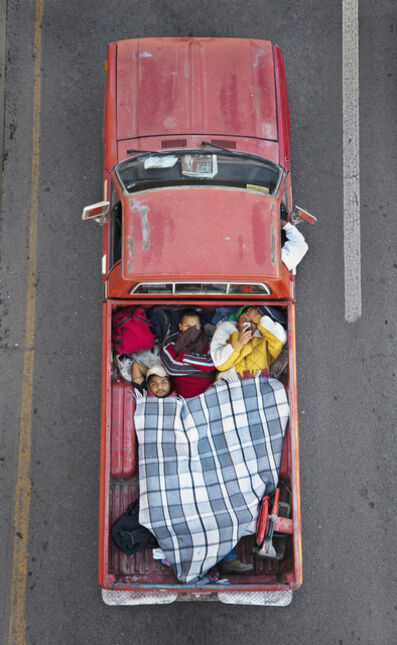 Alejandro Cartagena, 'Carpoolers #10', 2012