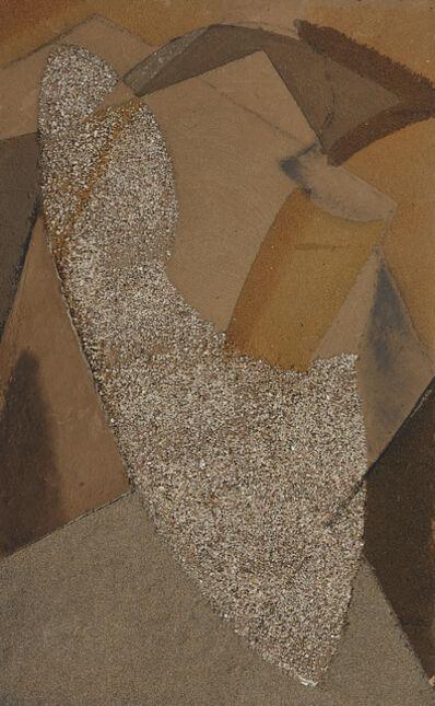 Alfréd Réth, 'Peinture à matières'