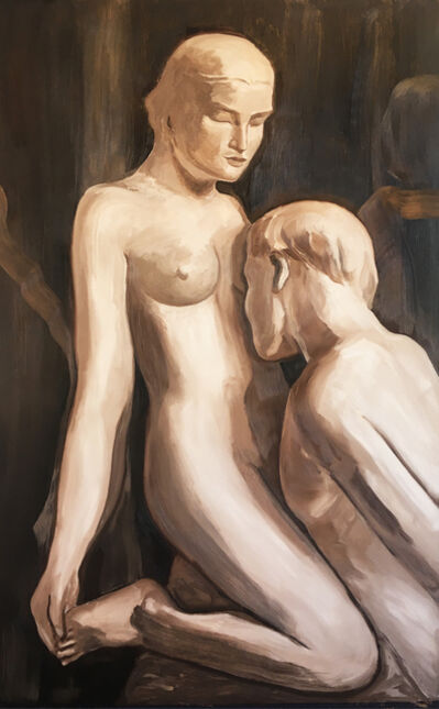 Salomón Huerta, 'After Rodin', 2019