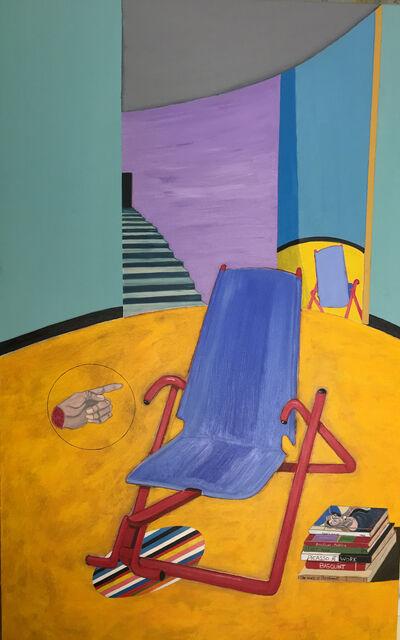 Samuel Iztueta, 'The Time Machine (Among Other Things)', 2016