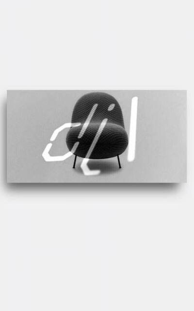 Rachelmauricio Castro, 'Chair + Design djl', 2019