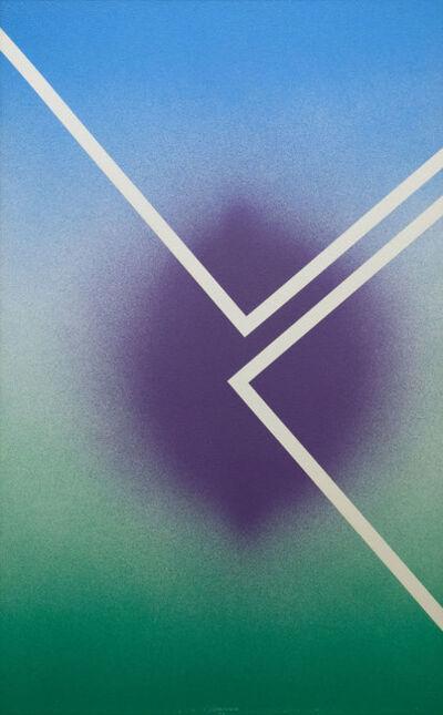 Raymond Jonson, 'Polymer No.8', 1975