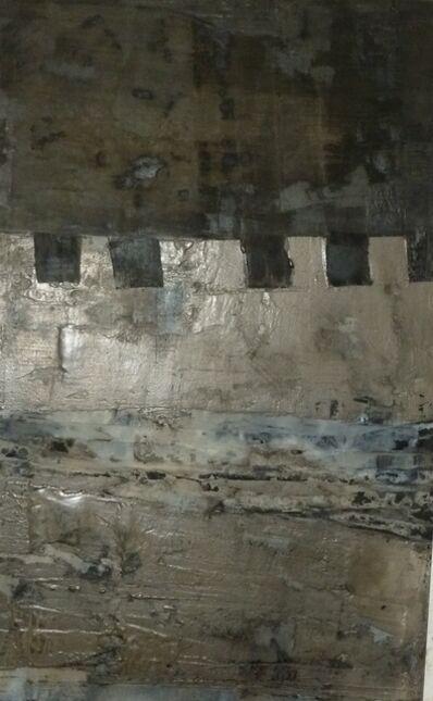 Elisabeth Nagy, 'the great wall', 2012