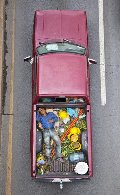 Alejandro Cartagena, 'Carpoolers 23', 2011-2012