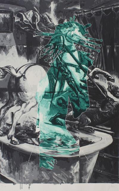 Tadanori Yokoo, 'Devine Symbol', 1990