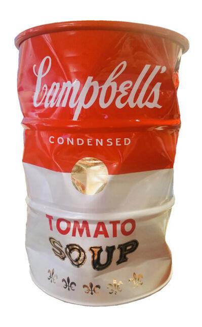 Efraim Mashiah, 'Campbell's Tomato Soup Barrel', 2020