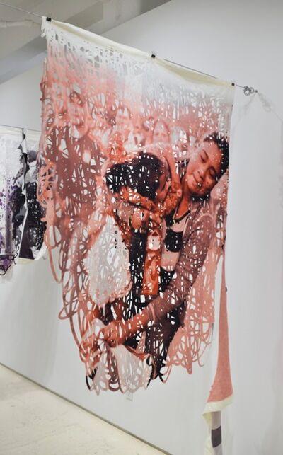 Donna Ruff, 'La Prensa 7', 2019
