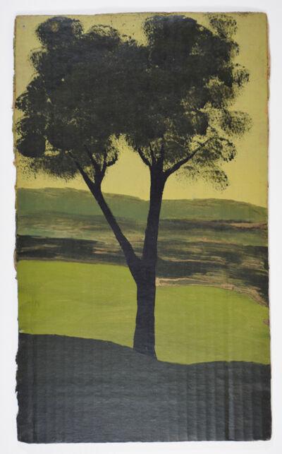 Frank Walter, 'Dark Green Tree', 1926 -2006