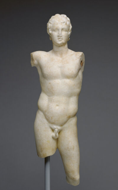 'Statuette of Alexander the Great',  2nd century B.C.
