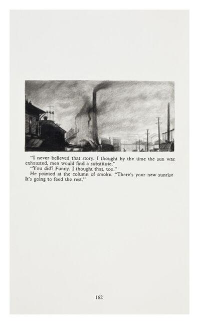 Yevgeniy Fiks, 'Ayn Rand in Illustrations (Atlas Shrugged, page 162)', 2010