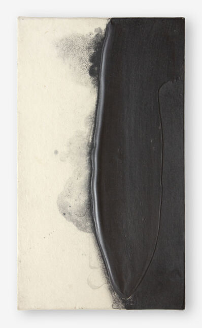 Takesada Matsutani, 'untitled, 2008 / black', 1983