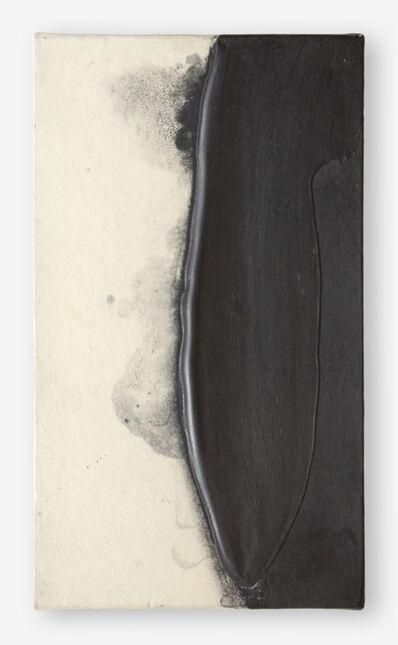 Takesada Matsutani, 'untitled, 2008 / black', 1983