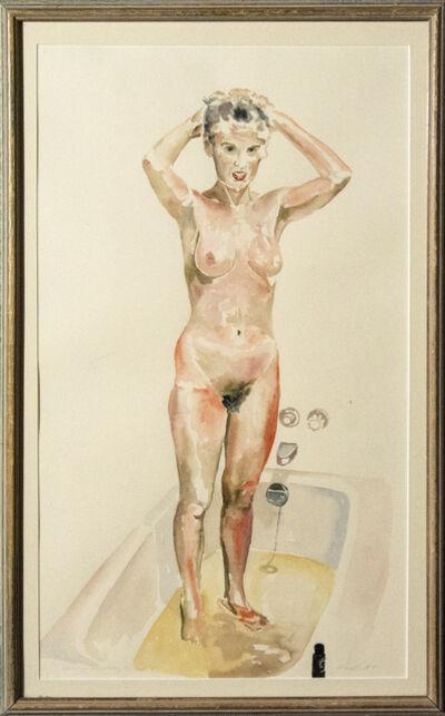 Mary Pratt, 'Woman Washing Her Hair 5', 1985