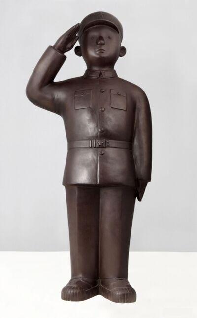 Shen Jingdong, 'Salute', 2012