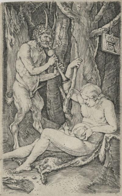 Albrecht Dürer, 'Satyr Family', 1505